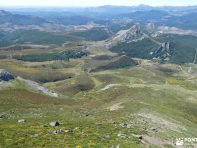 Sierra de Peña Labra-Alto Campoo; fotosenderismo free trekking grupo reducido senderismo gratis, fre